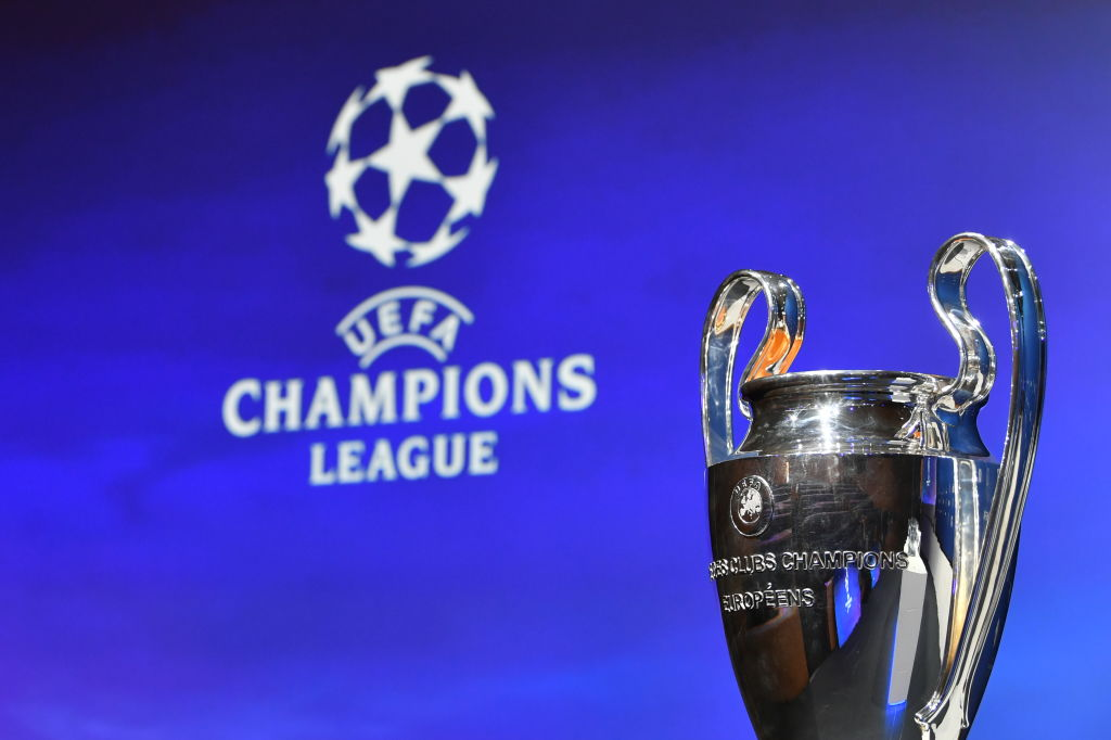 Image result for champions league draw 19/20