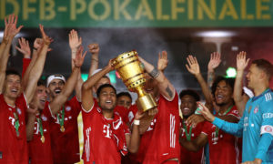 DFB-POKAL Betting